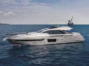 Azimut Yachts S8