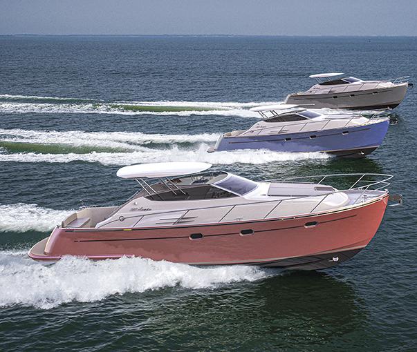 Cantieri Estensi America 380