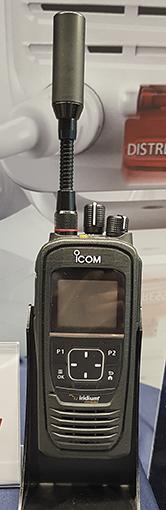 Advantec ICOM IC-SAT100