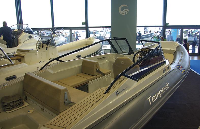 Capelli Tempest BR65