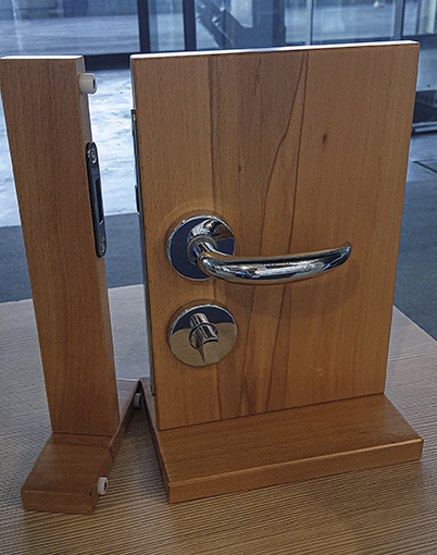 F.lli Razeto & Casareto serratura magnetica