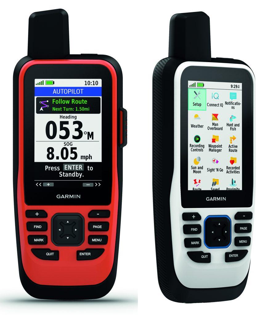 Garmin GPSMAP 86i-86s