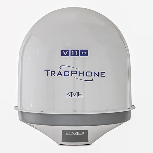 KD Italy KVH Tracphone V11HTS