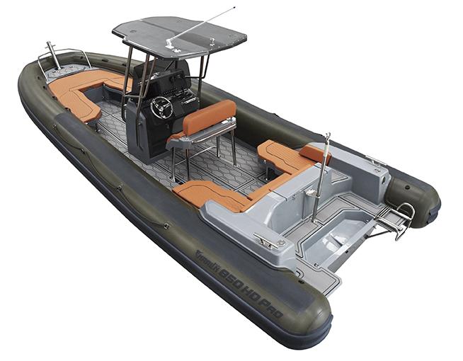 Marlin Boat 850 HD PRO GT