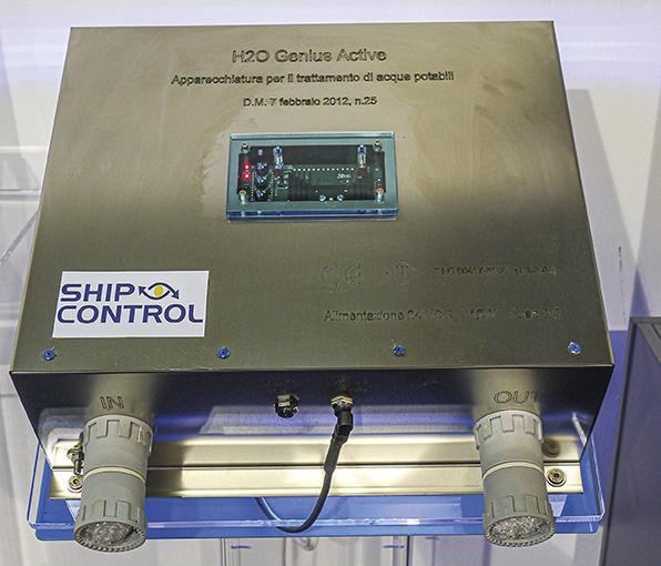 Ship Control H2O Genius