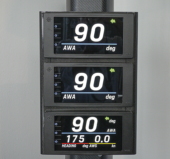 Uflex AquaLink Mast Display