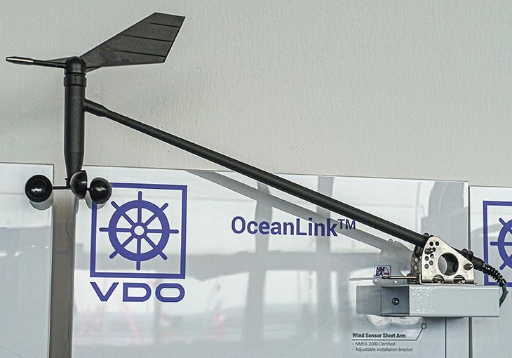 Uflex VDO Marine Sailing Kit NMEA 2000
