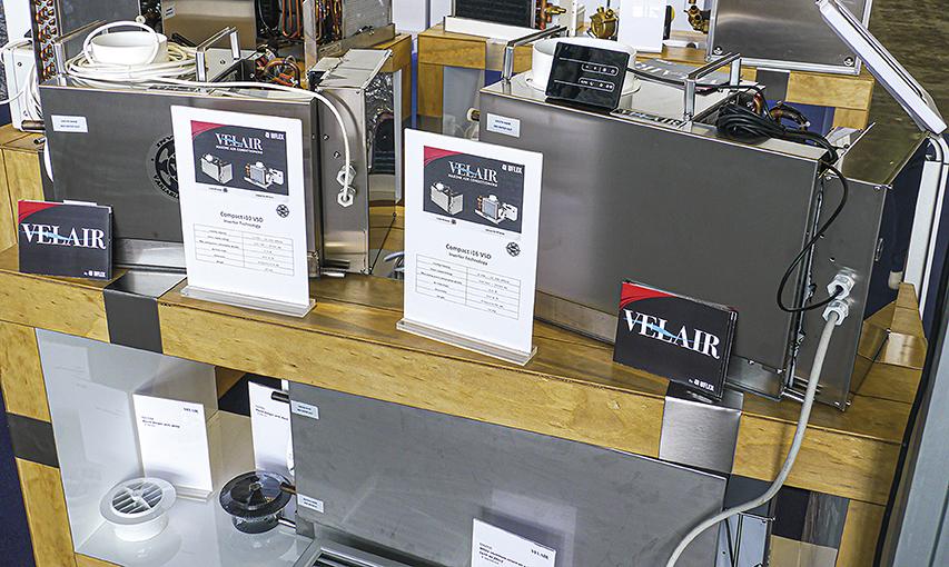 Uflex Velair Compact i16 VSD