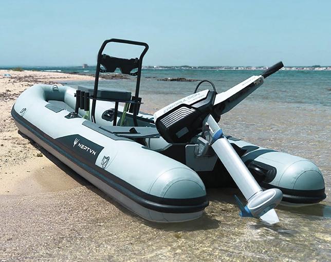 Motore marino Elettrico